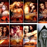 Sphinx Warriors Books Vertical