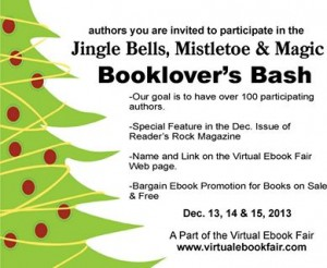 Christmas Booklover's Bash