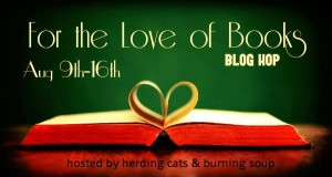 for the love of books - Aug 2014